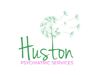 Huston Psychiatric Services logo design