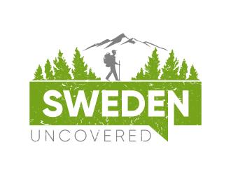 Sweden Uncovered logo design