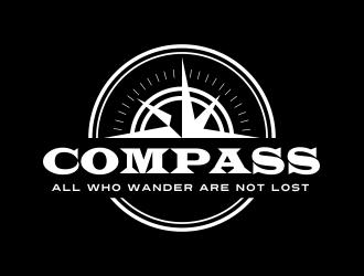 COMPASS logo design by AisRafa