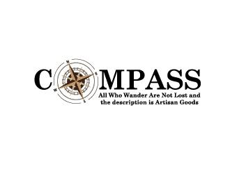 COMPASS logo design by Marianne