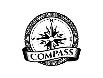 COMPASS logo design by daywalker