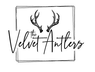 The Velvet Antlers logo design winner