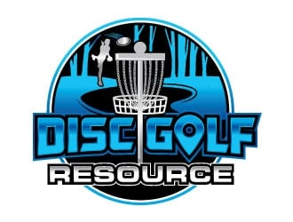 Disc Golf Resource logo design