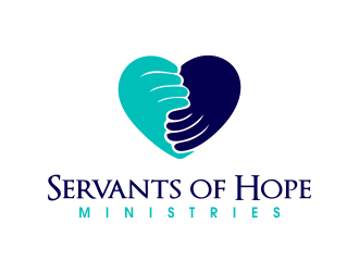 Servants of Hope Ministries logo design