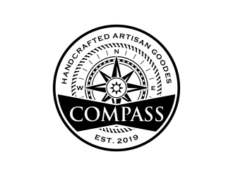 COMPASS logo design by cikiyunn