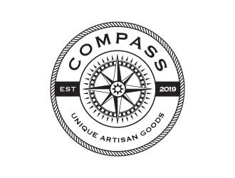 COMPASS logo design by mawanmalvin