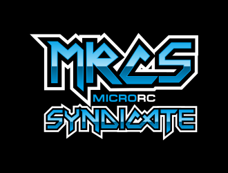Micro RC Syndicate logo design