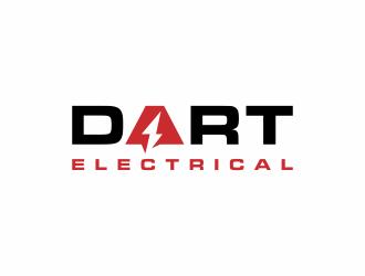 DART ELECTRICAL logo design