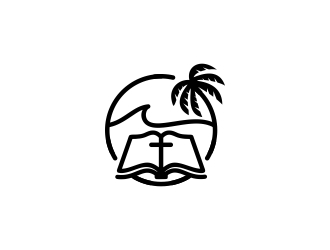 Beachside logo design