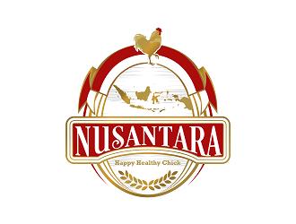 NUSANTARA logo design