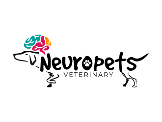 Neuropets logo design