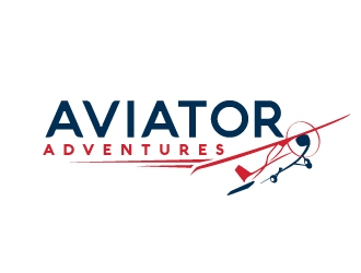 Aviator Adventures logo design