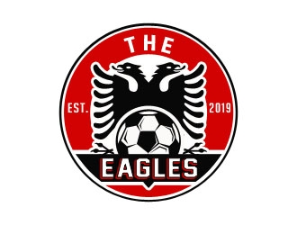 The Eagles logo design winner