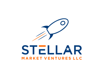 Stellar Market Ventures LLC logo design