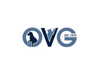 OVG / oakdale Veterinary Group  logo design