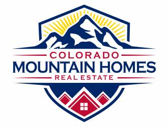 Colorado Mountain Homes logo design winner