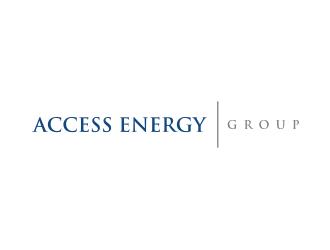 Access Energy Group logo design winner