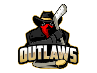 Outlaws logo design