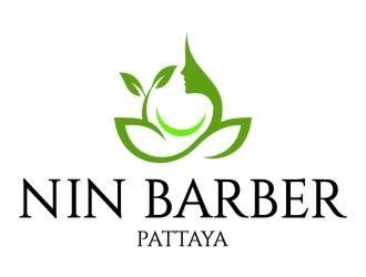 Nin Barber Pattaya Logo Design 48hourslogo Com