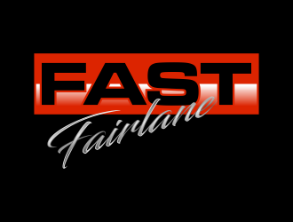 Fast Fairlane logo design