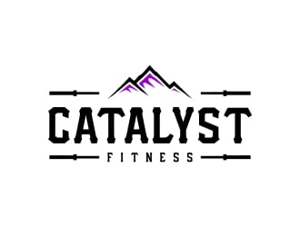 Catalyst Fitness logo design