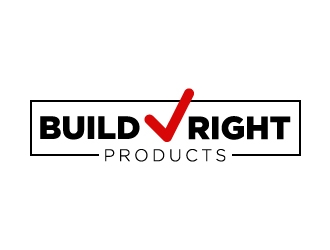 Build Right Products logo design