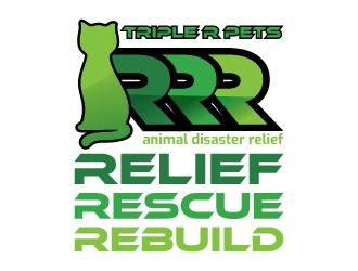 Triple R Pets logo design by aryamaity