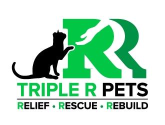 Triple R Pets logo design by jaize