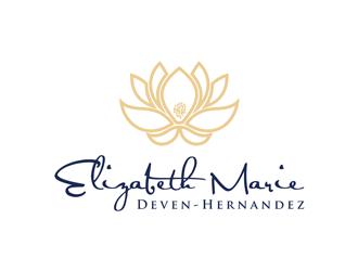 Elizabeth Marie Deven-Hernandez logo design