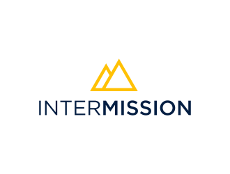 InterMission logo design