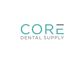 Core Dental Supply logo design