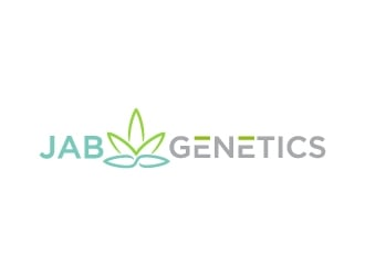 JAB Genetics logo design winner