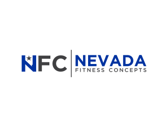 Nevada Fit or Nevada Fitness Concepts  Logo Design