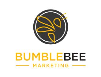 Bumblebee Marketing logo design