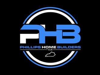 Phillips Home Builders LLC logo design winner