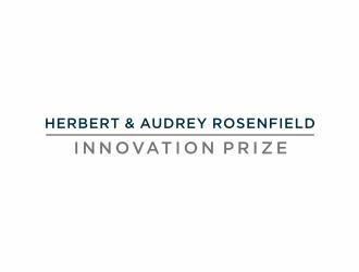 Herbert and Audrey Rosenfield Innovation Prize logo design winner