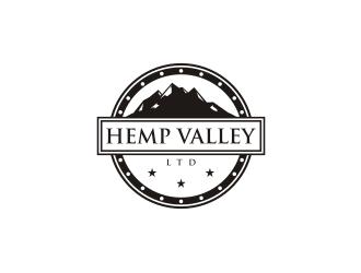 Hemp Valley Ltd. logo design by andayani*