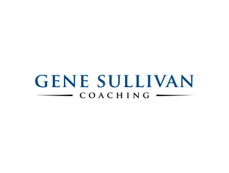 Gene Sullivan Coaching logo design