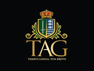 TAG Watches & Bands logo design