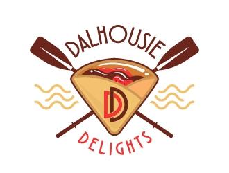 Dalhousie Delights logo design winner