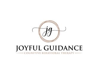 Joyful Guidance - A Cognitive Behavioral Therapy Group logo design winner