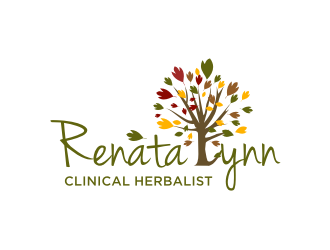 Renata Lynn Clinical Herbalist logo design