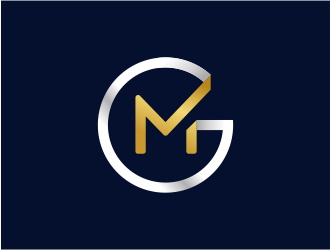 Matrix mortgage global  logo design