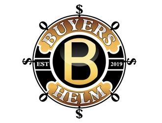 BuyersHelm logo design