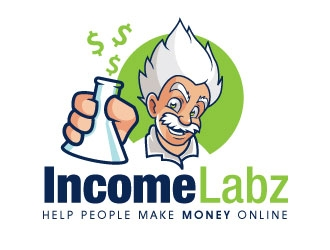 Income Labz logo design