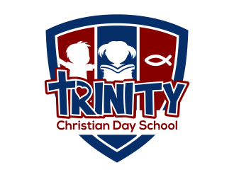 Trinity Christian Day School logo design