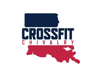 CrossFit Chivalry logo design