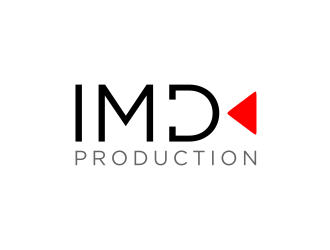 IMD production logo design