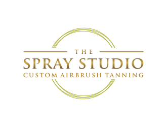 The Spray Studio logo design