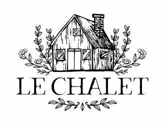 Le Chalet logo design